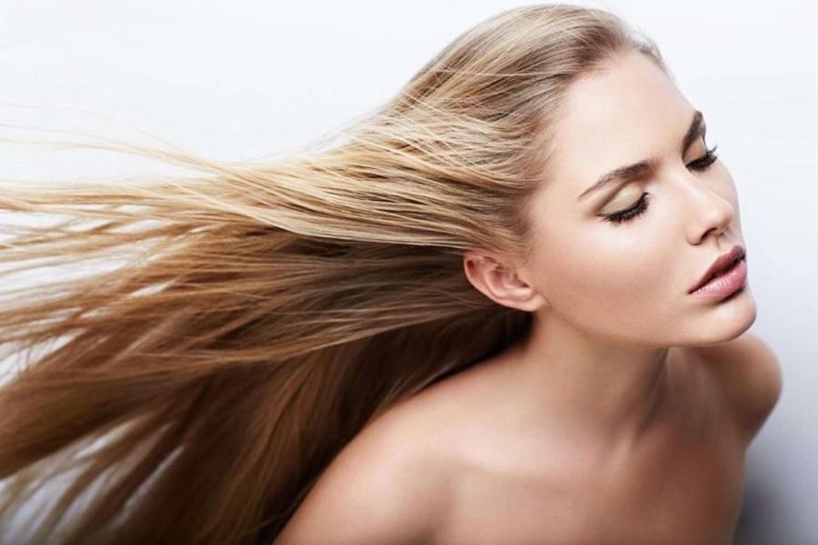 Haare laminieren mit gelatine