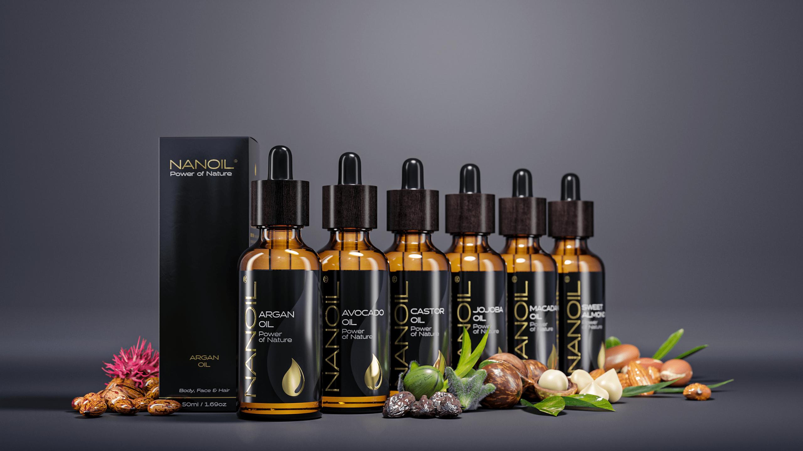 Nanoil Kosmetiköle in der Hautpflege