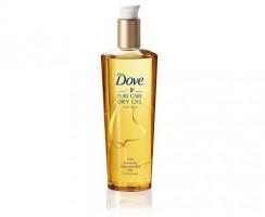Dove Advanced Hair Series Pure Pflege Schwereloses Öl