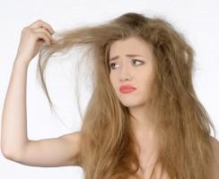 Wie können wir aufgeblähte Haare bezähmen?