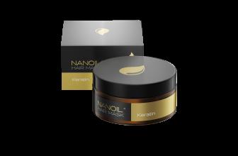 HIT 2020! Nanoil Haarmaske mit Keratin – das beste Produkt zur Haarpflege