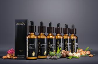 Natürliche Öle von Nanoil. Welches Öl ist ideal zur Haarpflege?